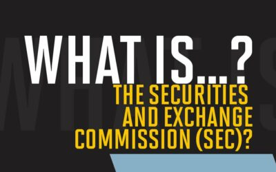 What is the Securities and Exchange Commission (SEC)?