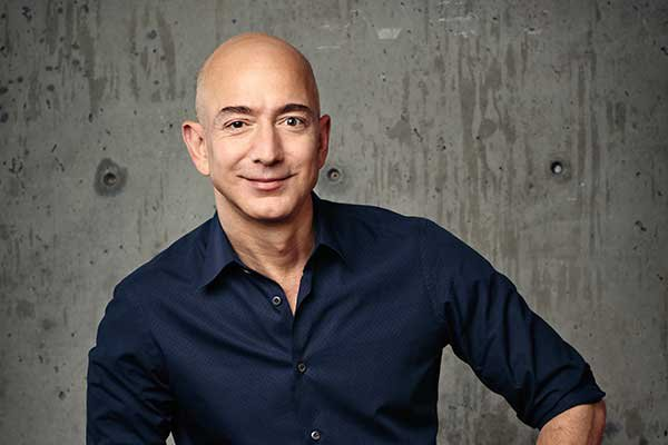 Amazon begins new chapter as Bezos hands over CEO role