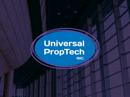 Universal PropTech Grows Backlog to Approximately $6 Million