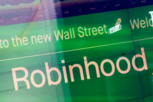 Robinhood discloses stock offering, shares down premarket