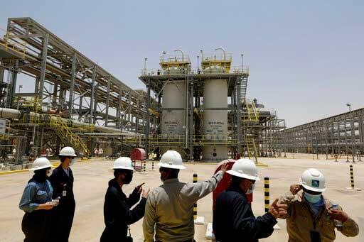 Saudi oil giant Aramco sees half-year earnings climb to $47B