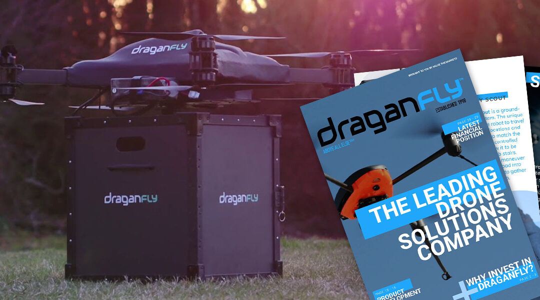 Why Draganfly Has the Low-Risk Advantage in this High Growth $501 Billion Market*
