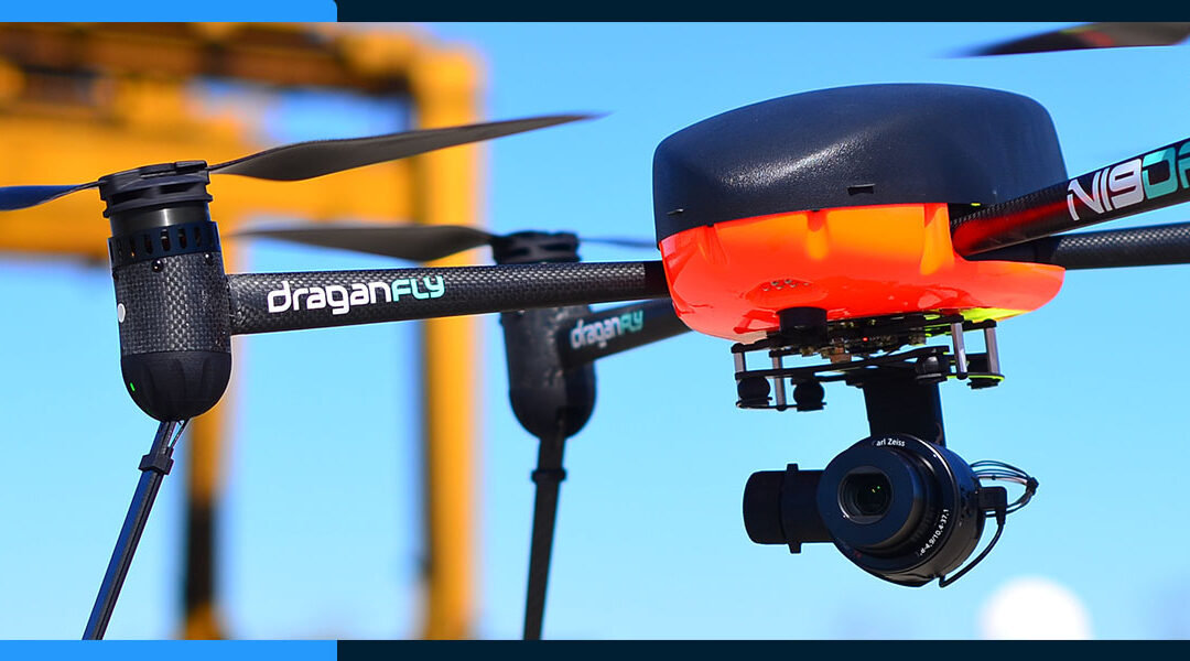 Massive 3X Growth Announcement: Draganfly Set to Dominate The Fast-Moving Commercial Drone Market