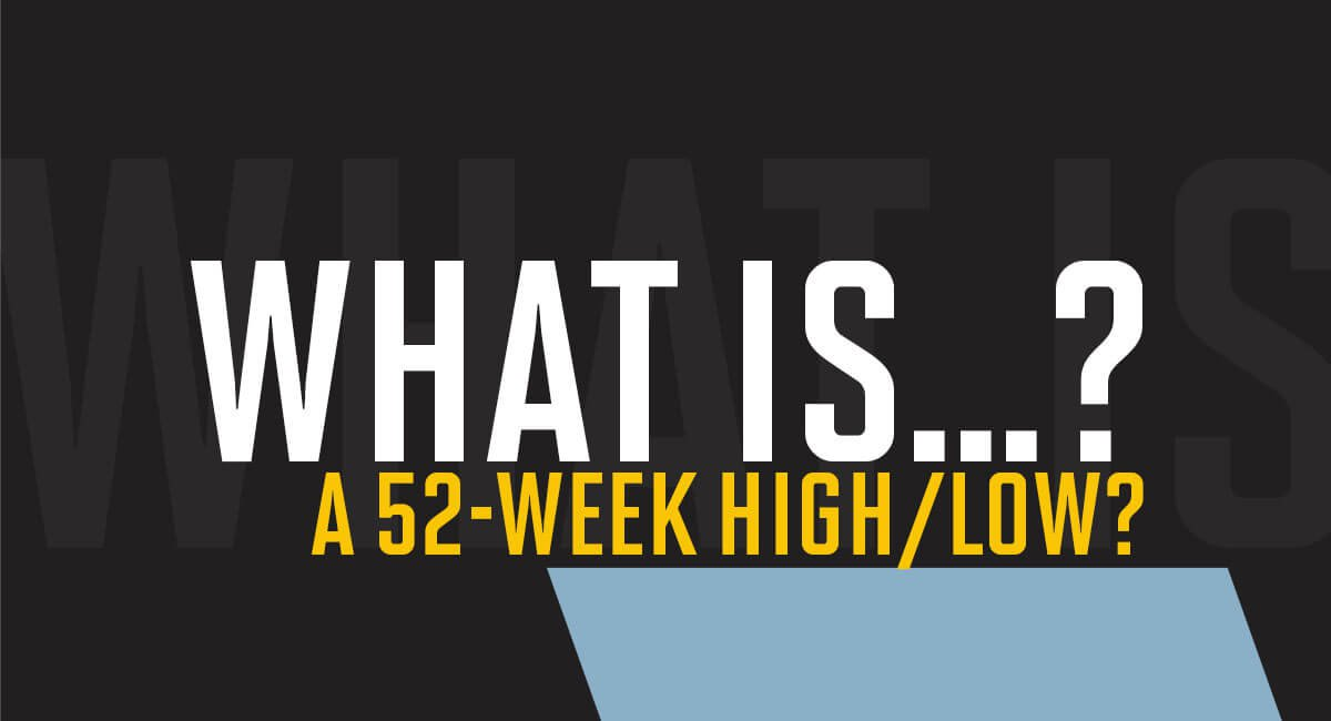 What is a 52-Week High/Low?