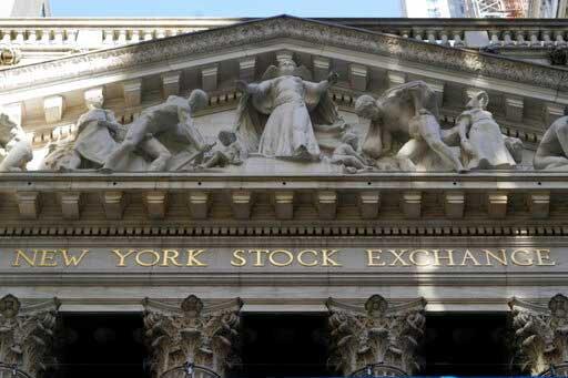 Strong jobs report sends most stocks, bond yields higher