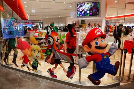 Nintendo sees dwindling impact from pandemic megahit game