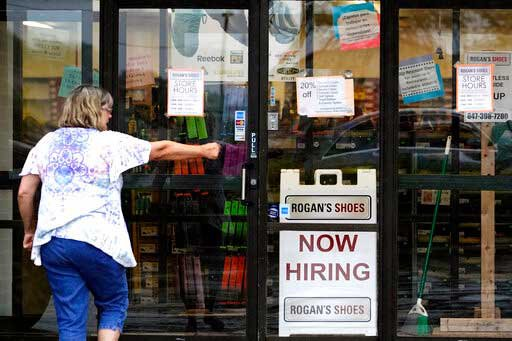 EXPLAINER: 5 key takeaways from the July jobs report
