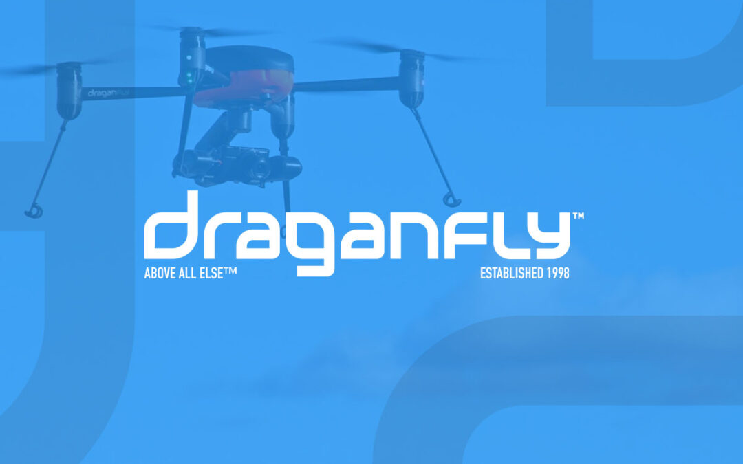 Draganfly to Present at Benzinga's Global Small Cap Conference