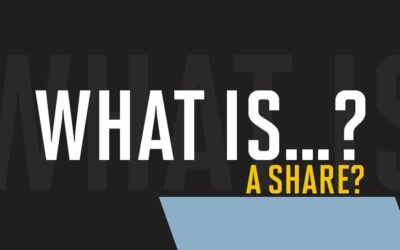 What is a share?