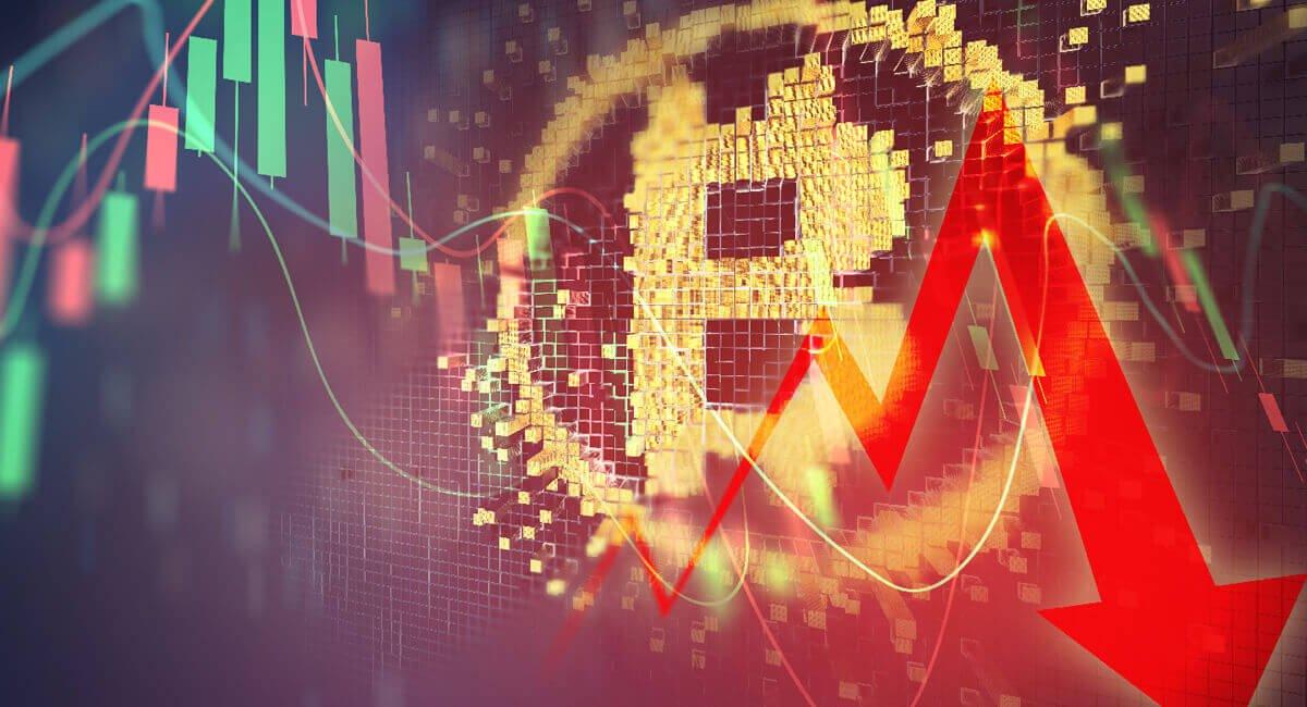 Will a market crash follow the latest crypto crash?