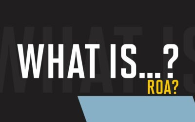 What is ROA?
